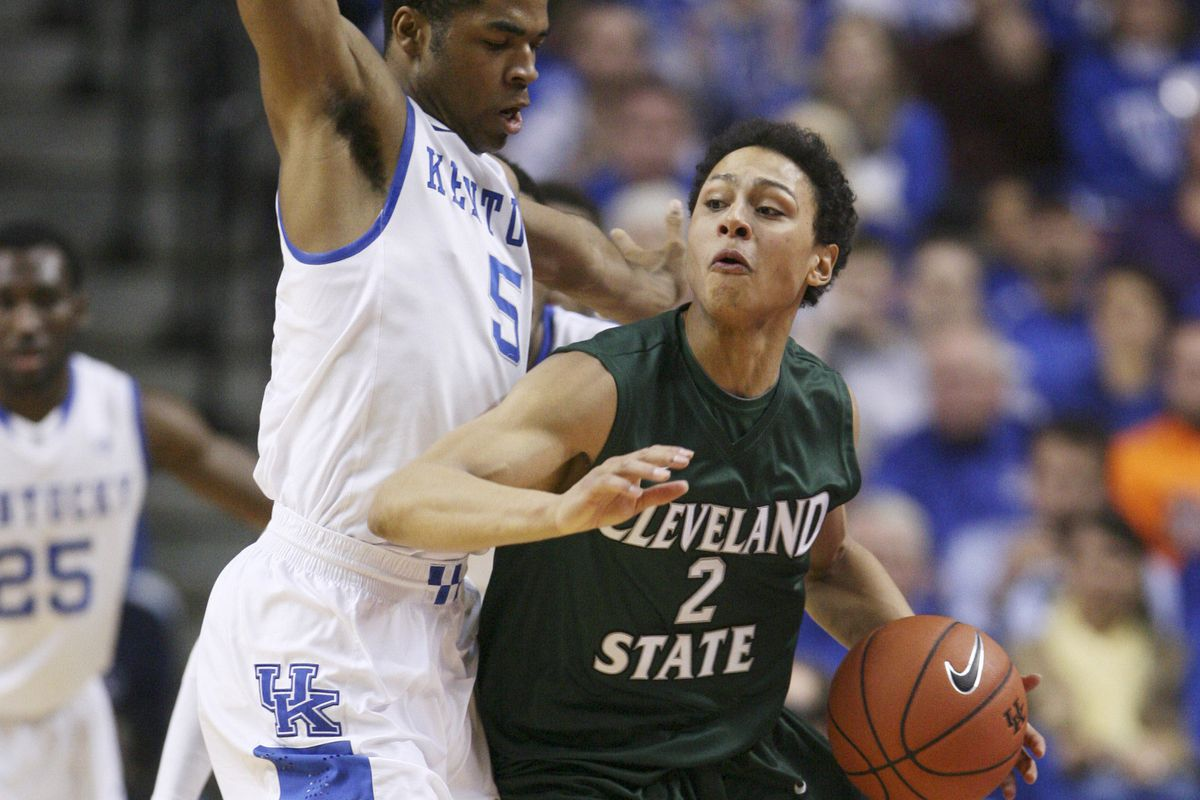 Cleveland State's Bryn Forbes