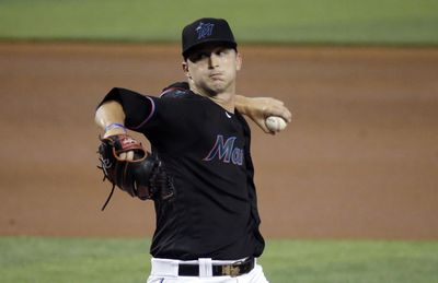 MLB: Game Two-Philadelphia Phillies at Miami Marlins