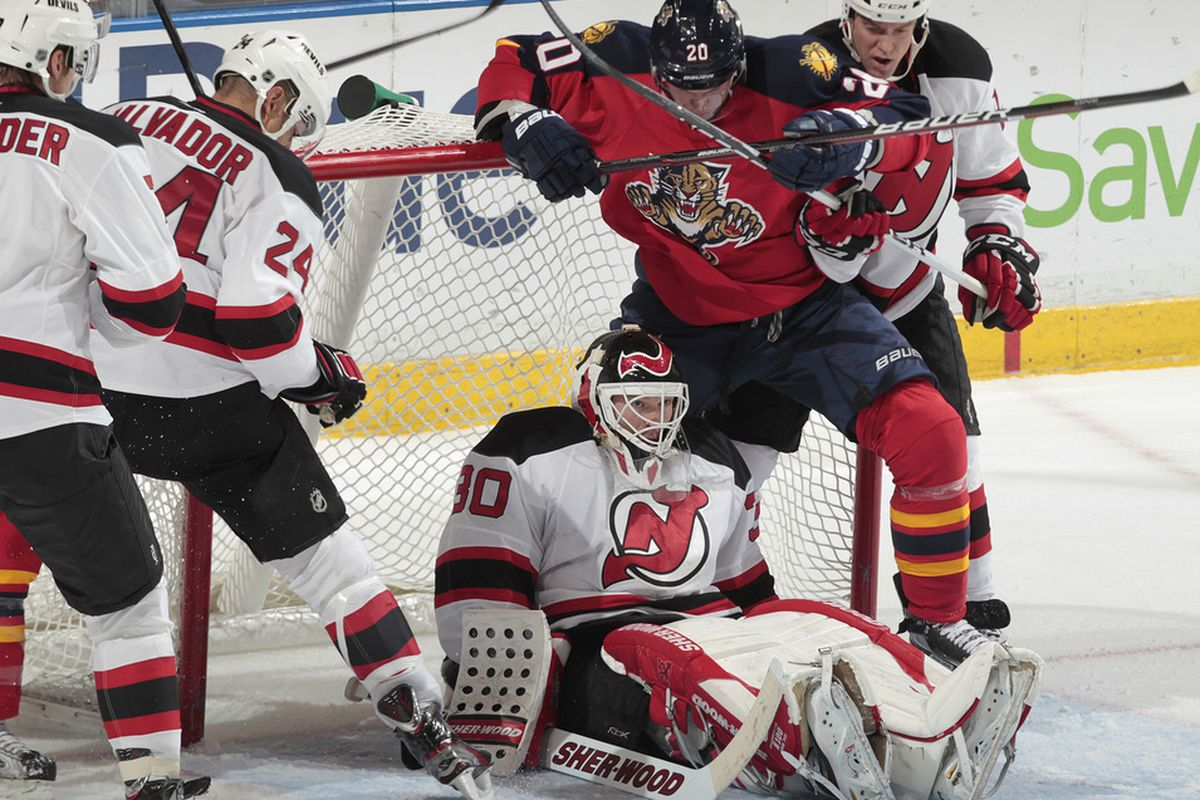 NHL Playoffs 2012  Panthers vs. Devils Preview - Stanley Cup of Chowder cfa7d8be7