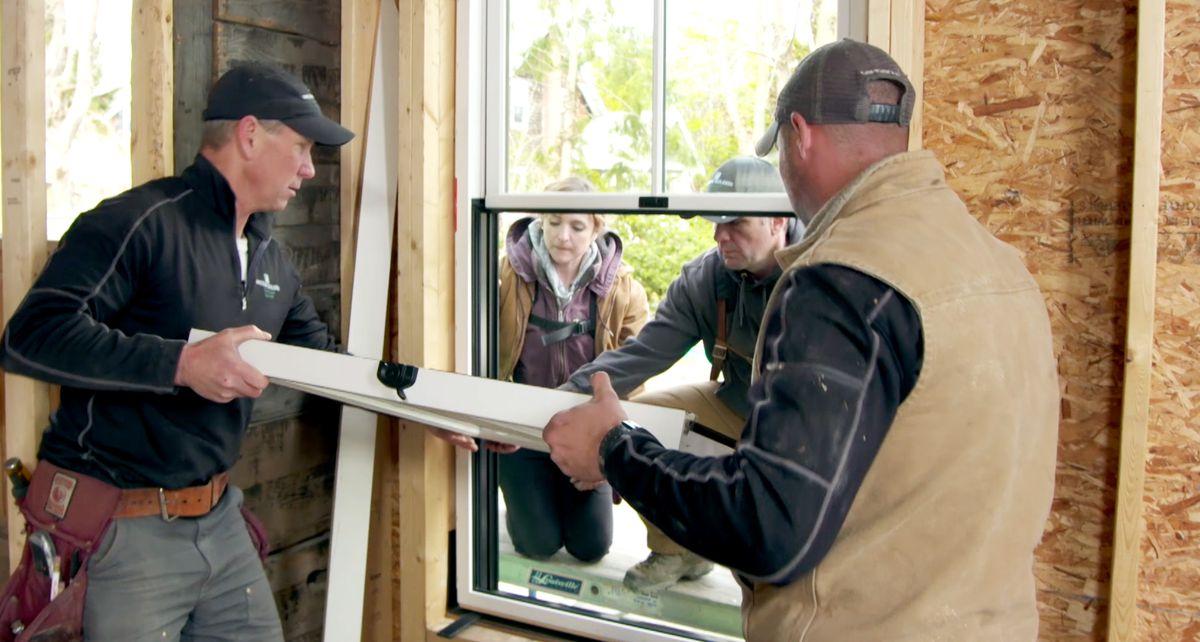 Energy Efficient Window Install