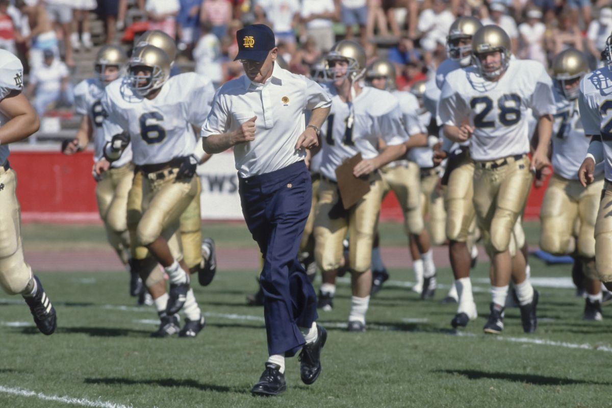 Notre Dame football's 11 national championships you don't ...