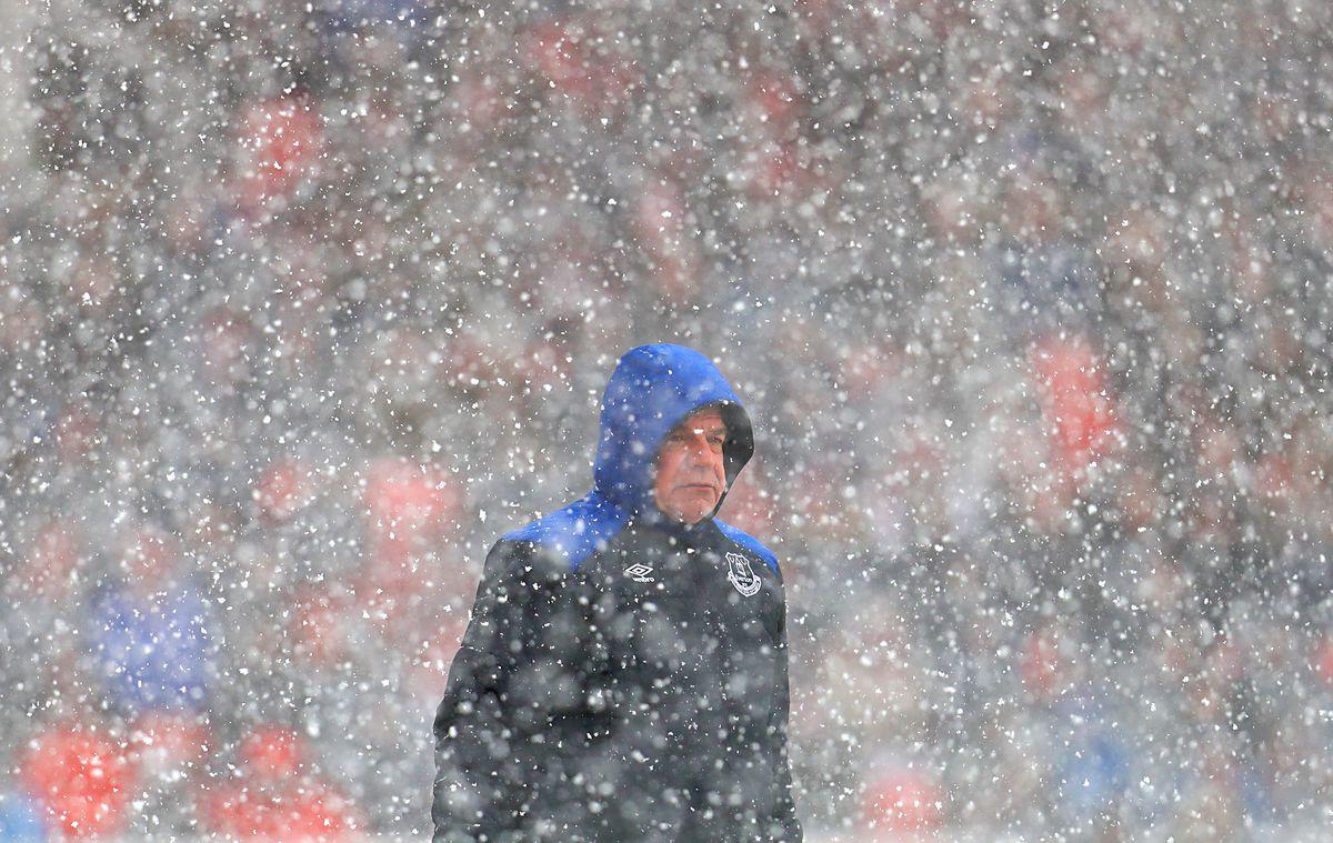 Stoke City v Everton - Premier League - bet365 Stadium