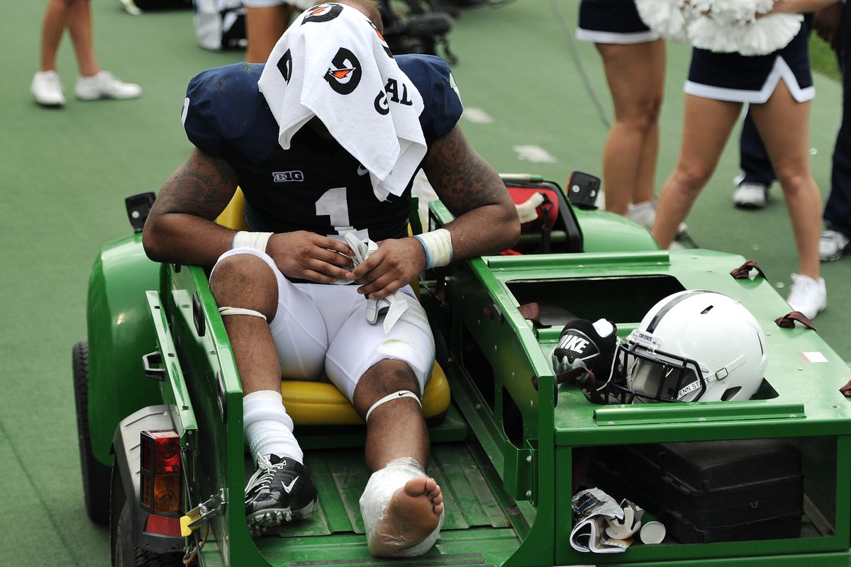 Bill Belton was injured in Game One last year, but will be at full strength tomorrow