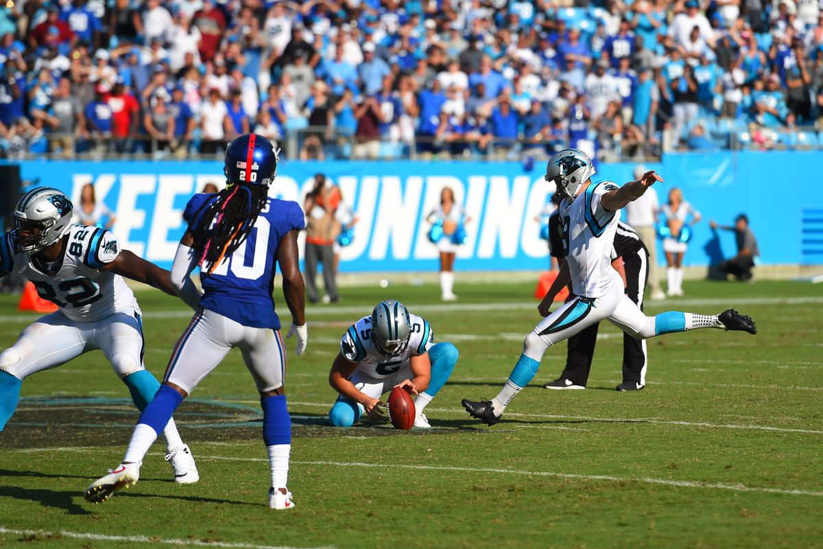 c6bd5847 Panthers 33 Giants 31: 3 plays to love, 3 plays to hate from the win ...
