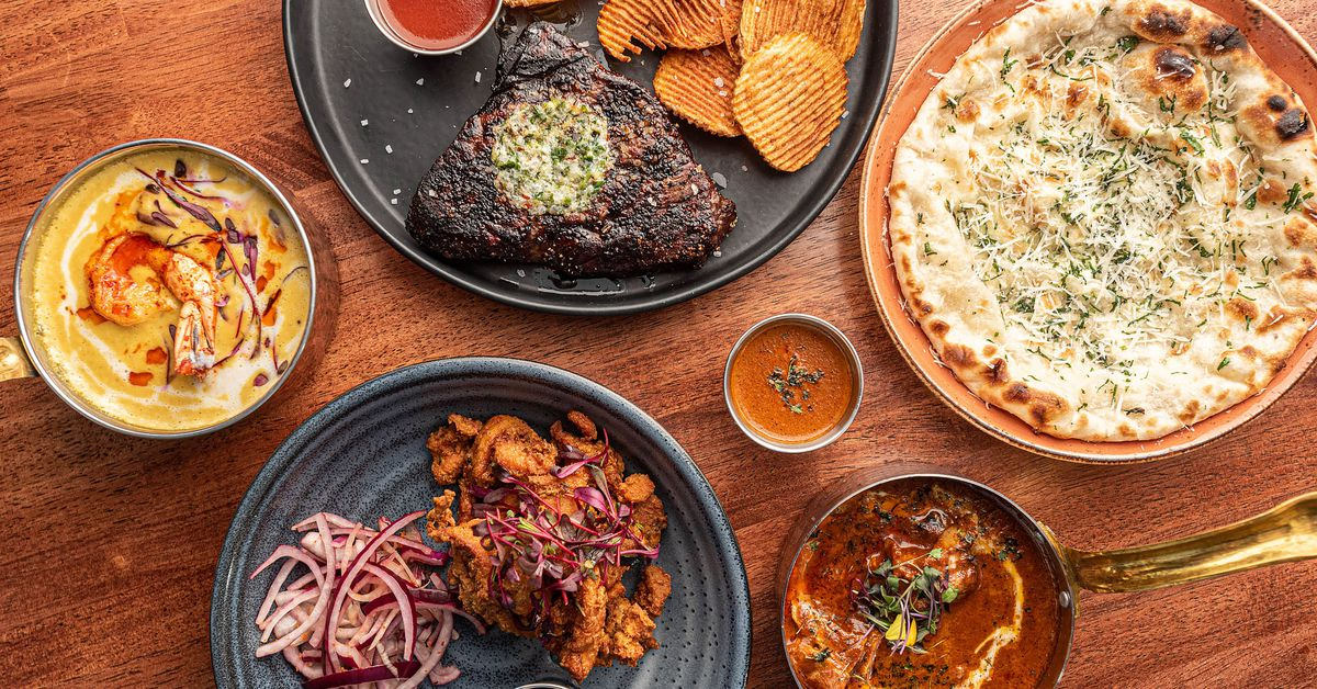 Orange County's most exciting new restaurant is an Indian-flavored steak bonanza in Fullerton