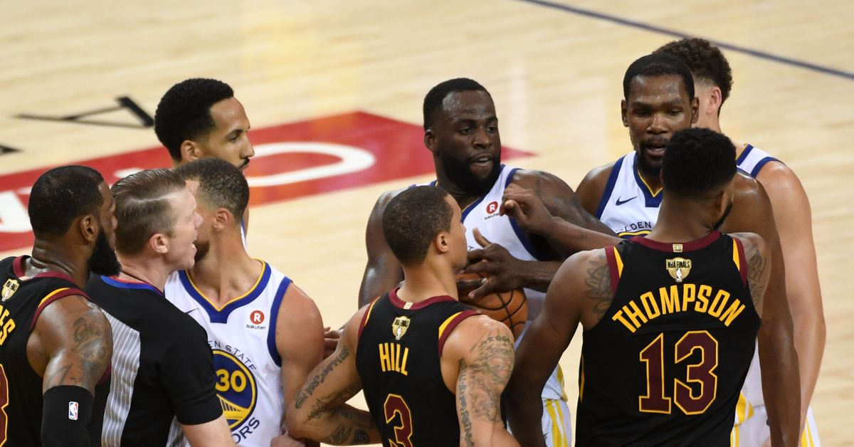 Despite Game 1 adversity, Cavs insist they're 'not broken' or 'demoralized' - Fear The Sword