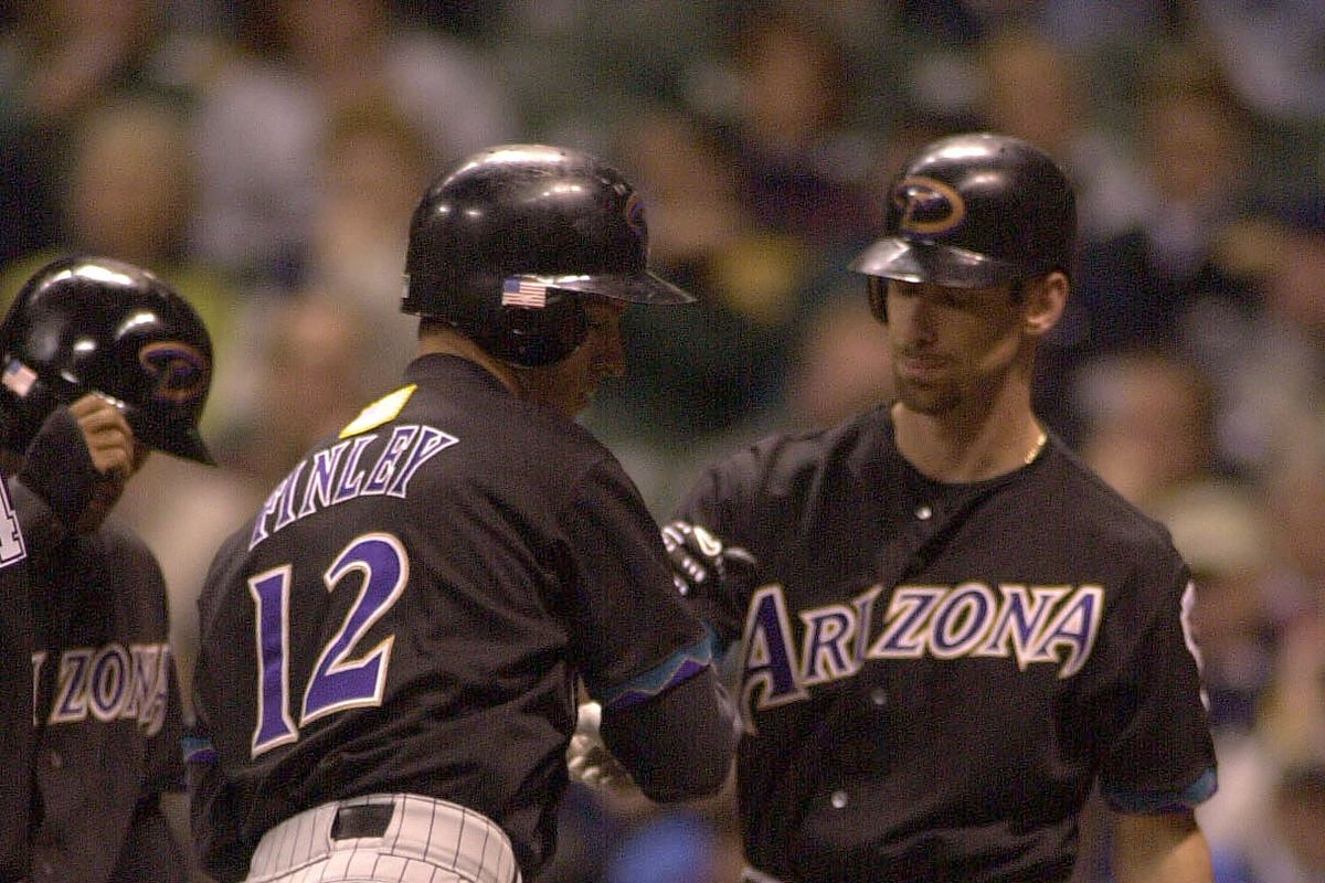 Two D-backs greats in one picture