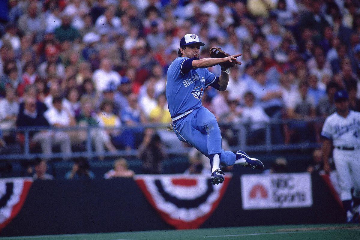 Kansas City Royals vs Toronto Blue Jays, 1985 American League Championship Series