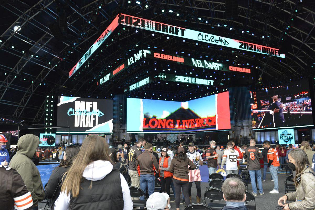 2021 NFL Draft Concert Series - Machine Gun Kelly
