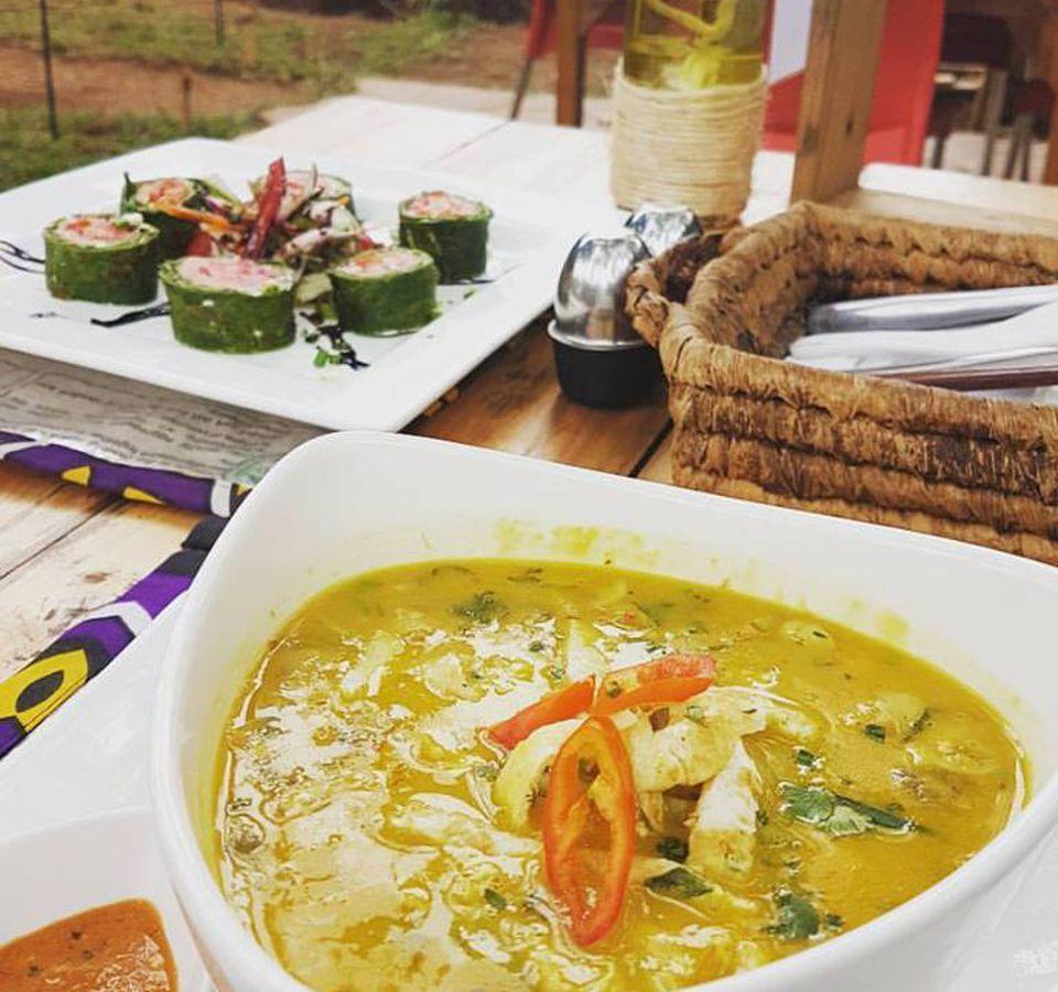J S Kitchen Nairobi Menu