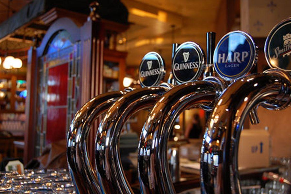 Fado Irish Pub.