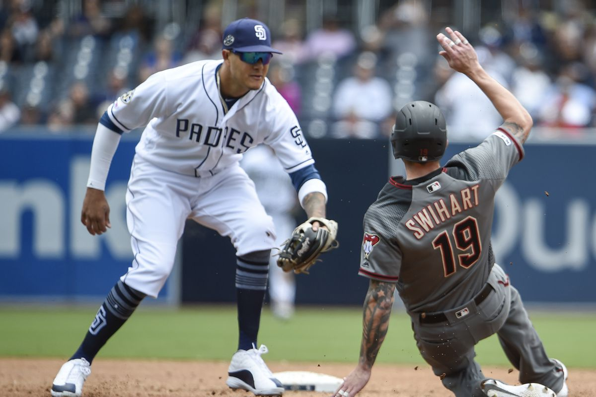 Arizona Diamondbacks v San Diego Padres
