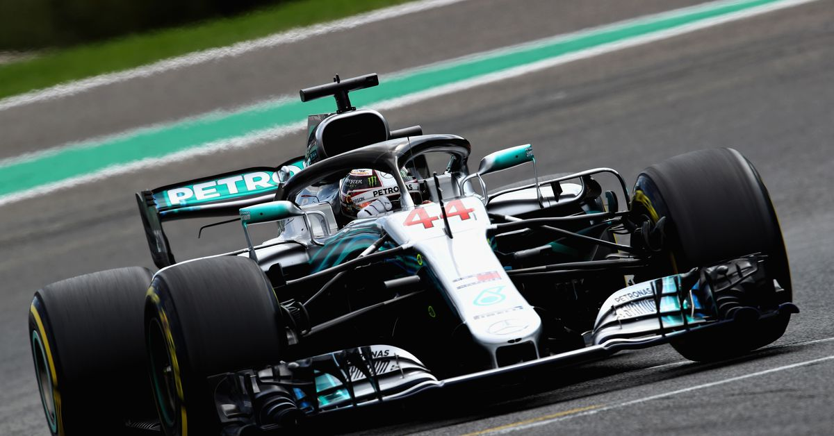 F1 2018 live stream: Belgian Grand Prix time, TV schedule, and how