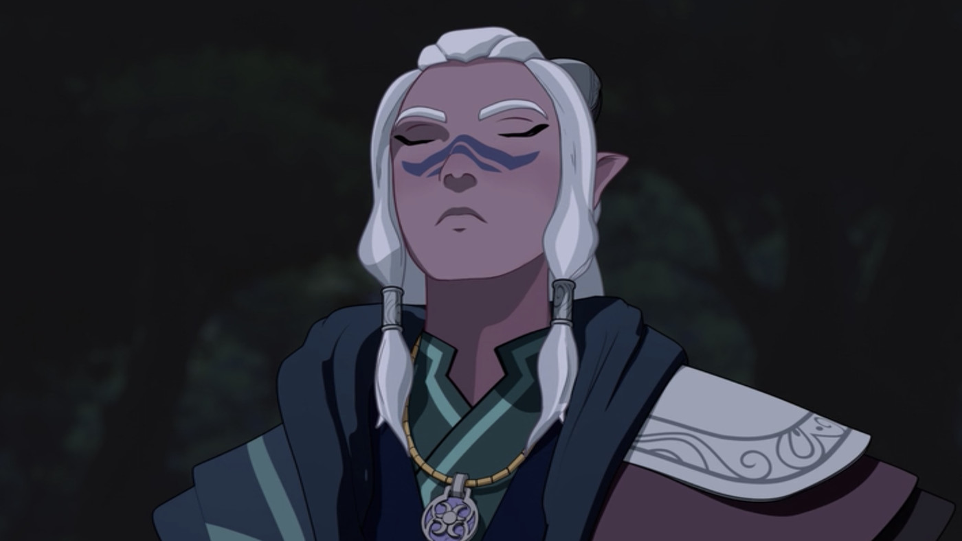 The Dragon Prince's possible LGBT elf in credits is part of greater