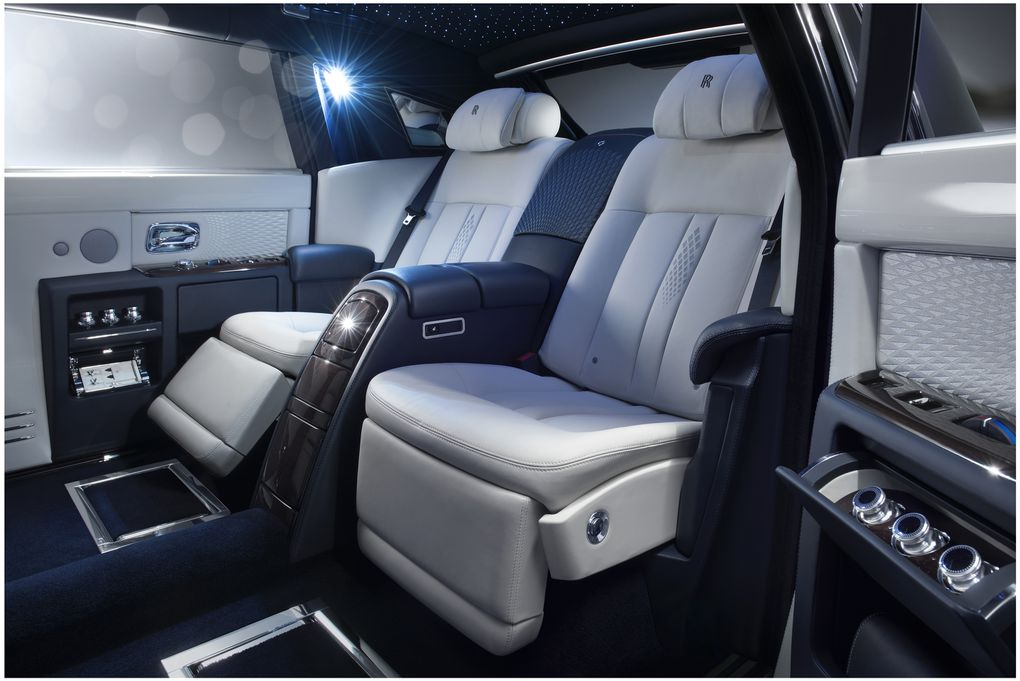 The 650 000 Rolls Royce Phantom Limelight Is Designed For