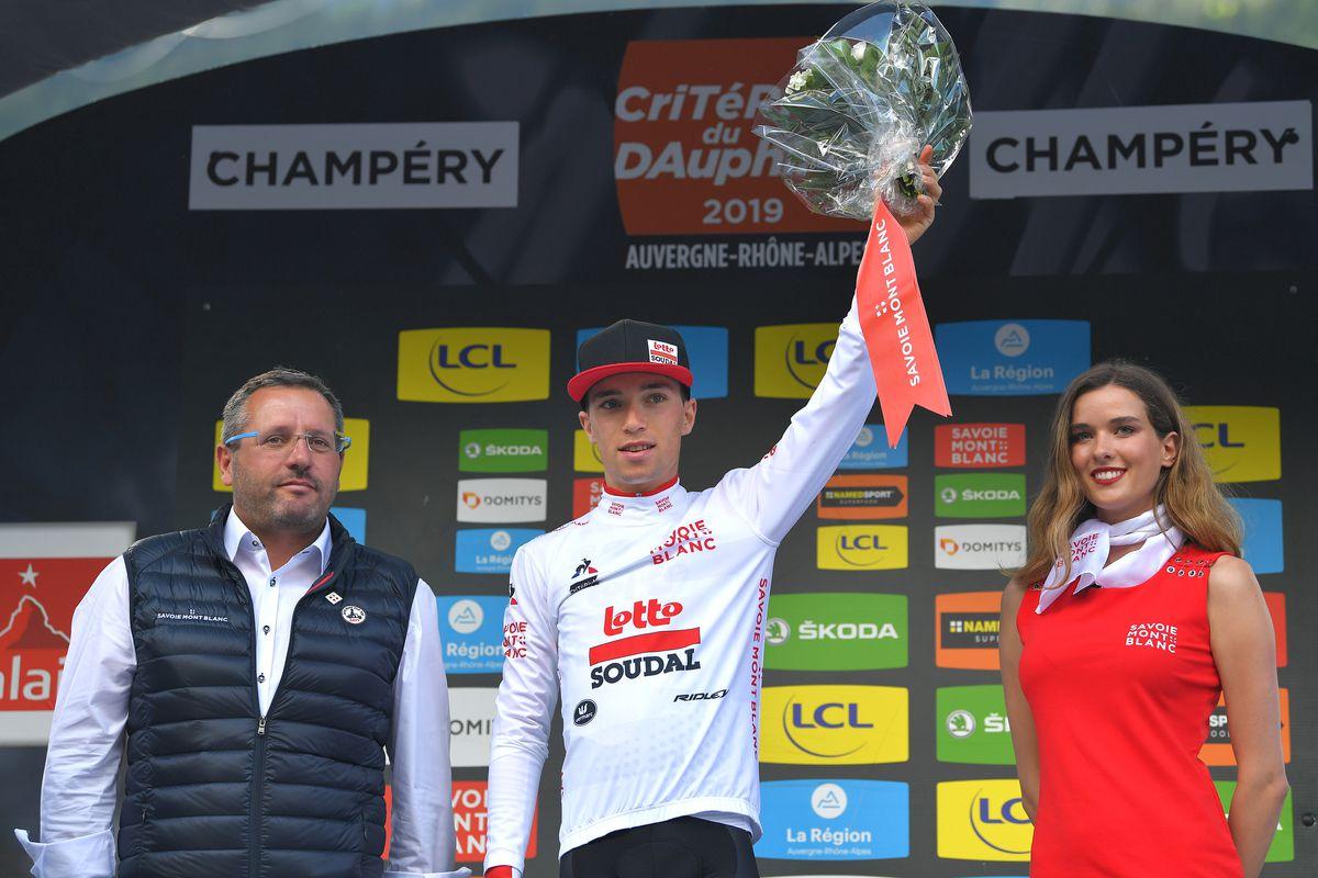 71st Criterium du Dauphine 2019 - Stage Eight