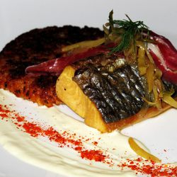 "Mackerel Escabeche by <a href=""http://www.flickr.com/photos/wwny/6994670808/in/pool-29939462@N00/"">wEnDaLicious</a>"