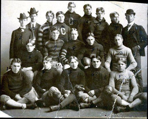 Clemson Tigers 1903