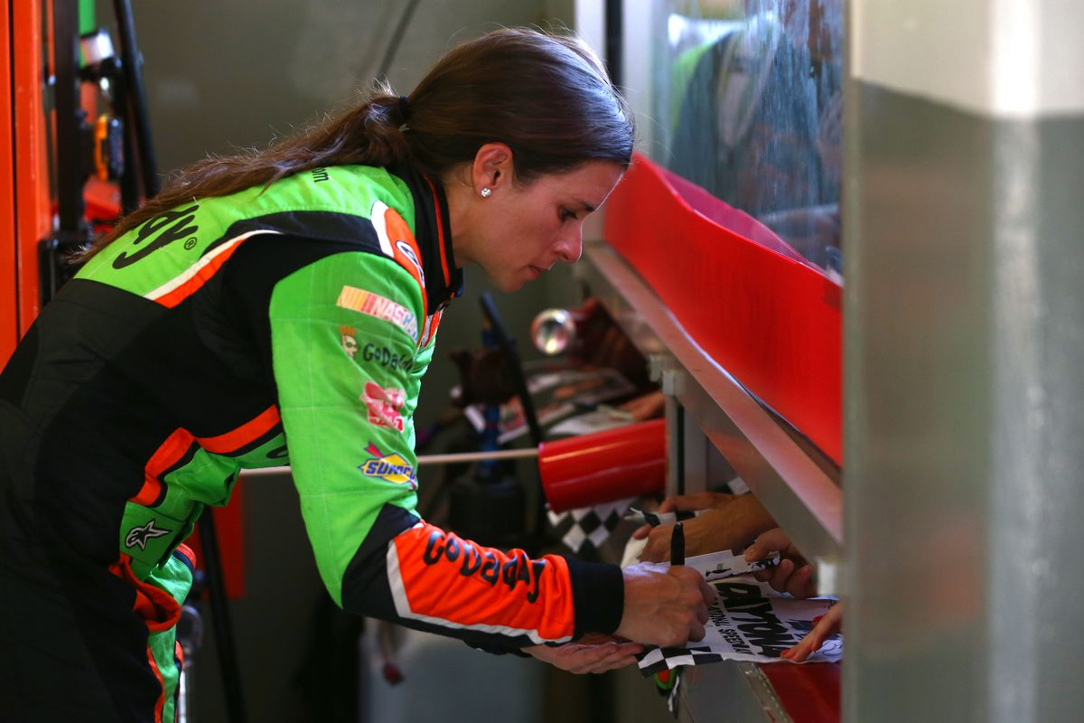 Danica Patrick Reunites with GoDaddy for Daytona, Indianapolis