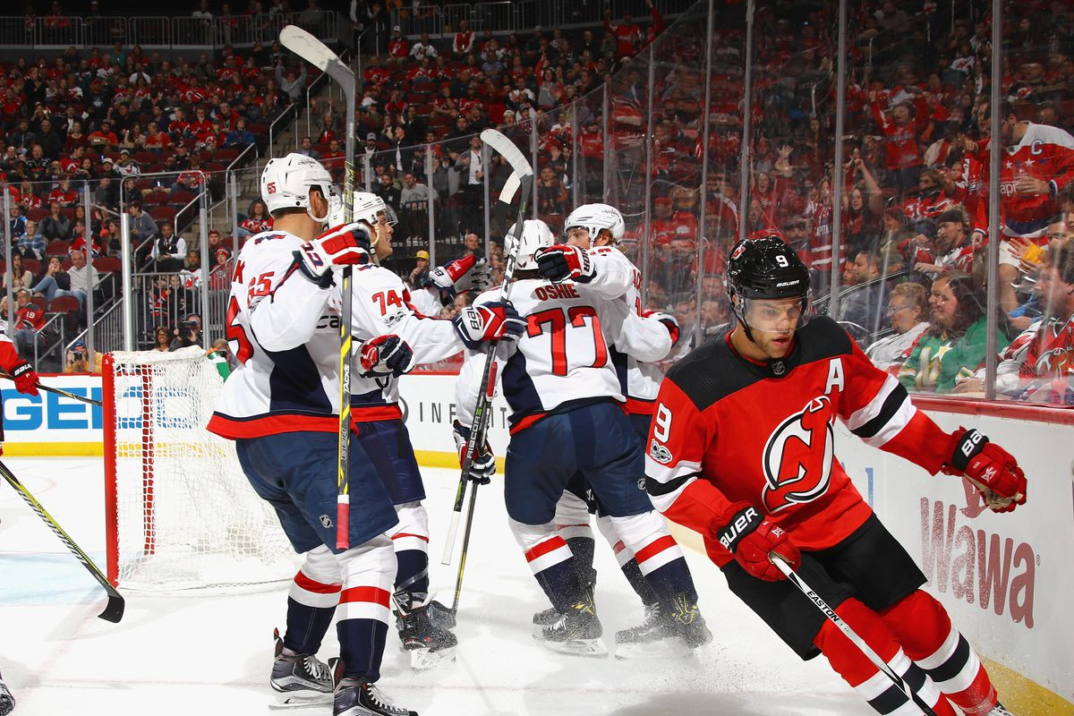 Reality Check  New Jersey Devils Soundly Lost to Washington Capitals ... ac4292cfee6c