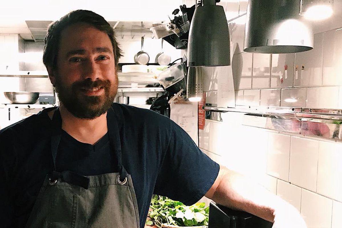 Chef Josh Hopkins