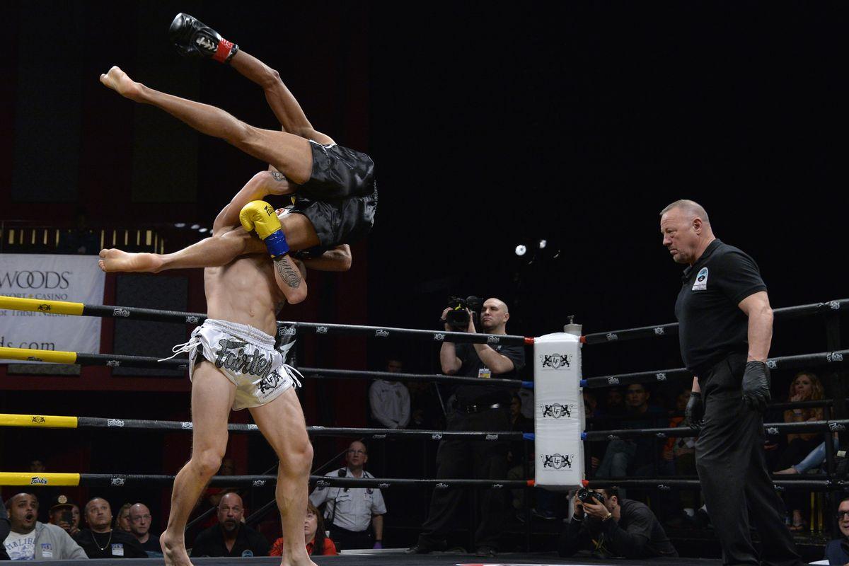 MMA: APR 21 Lion Fight 42