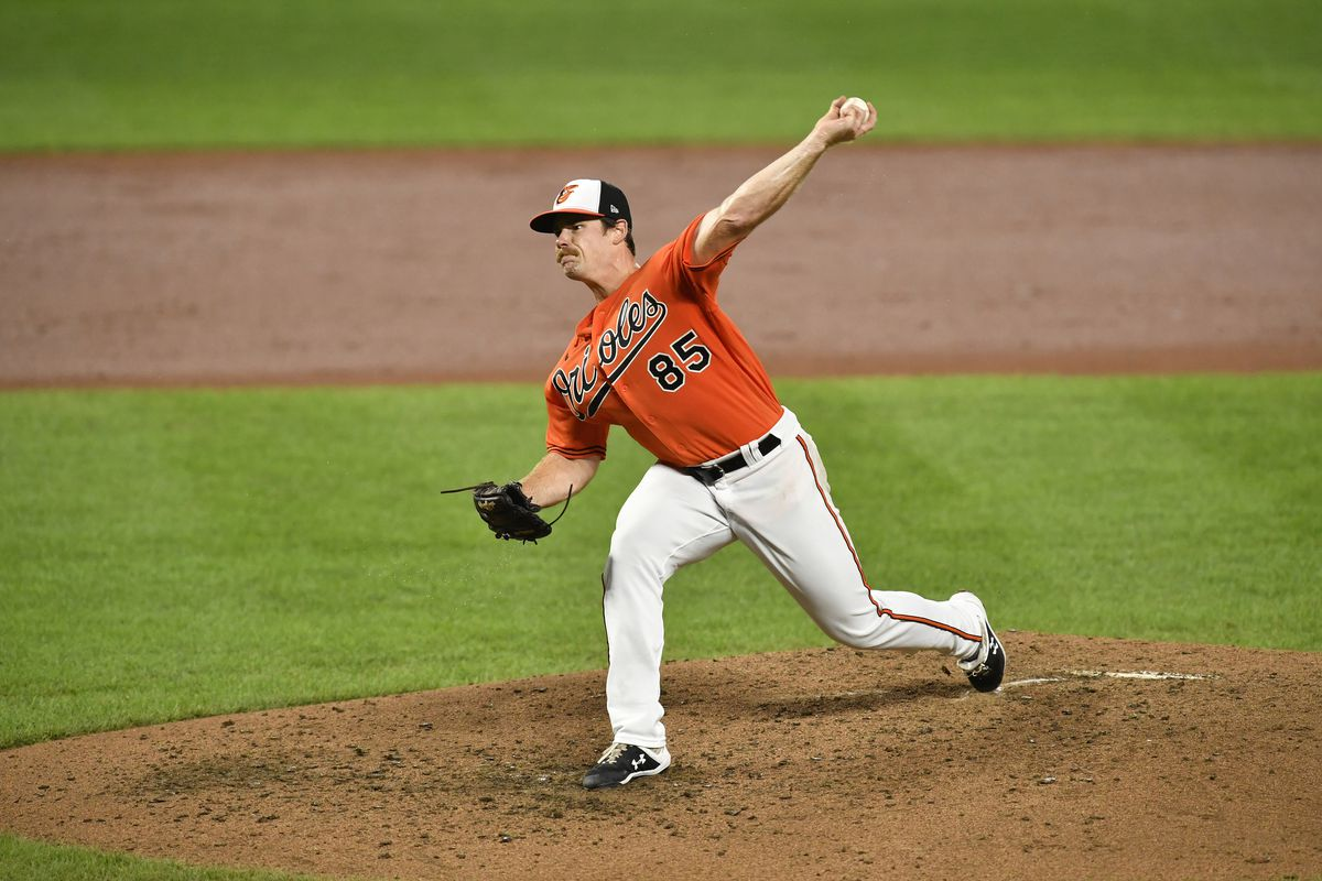 MLB: SEP 17 Rays at Orioles - Game 2