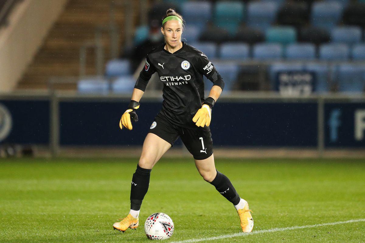 Manchester City v Everton - FA Women's Continental League Cup