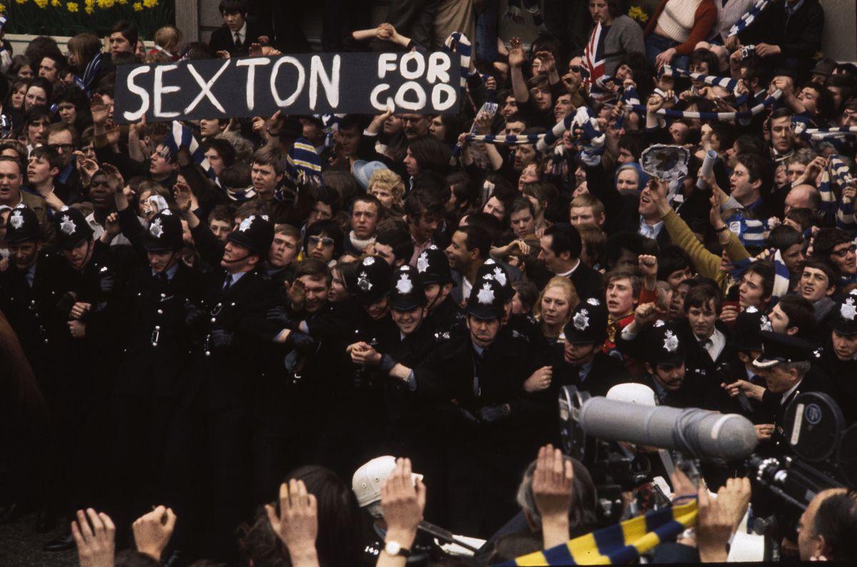 Sexton For God