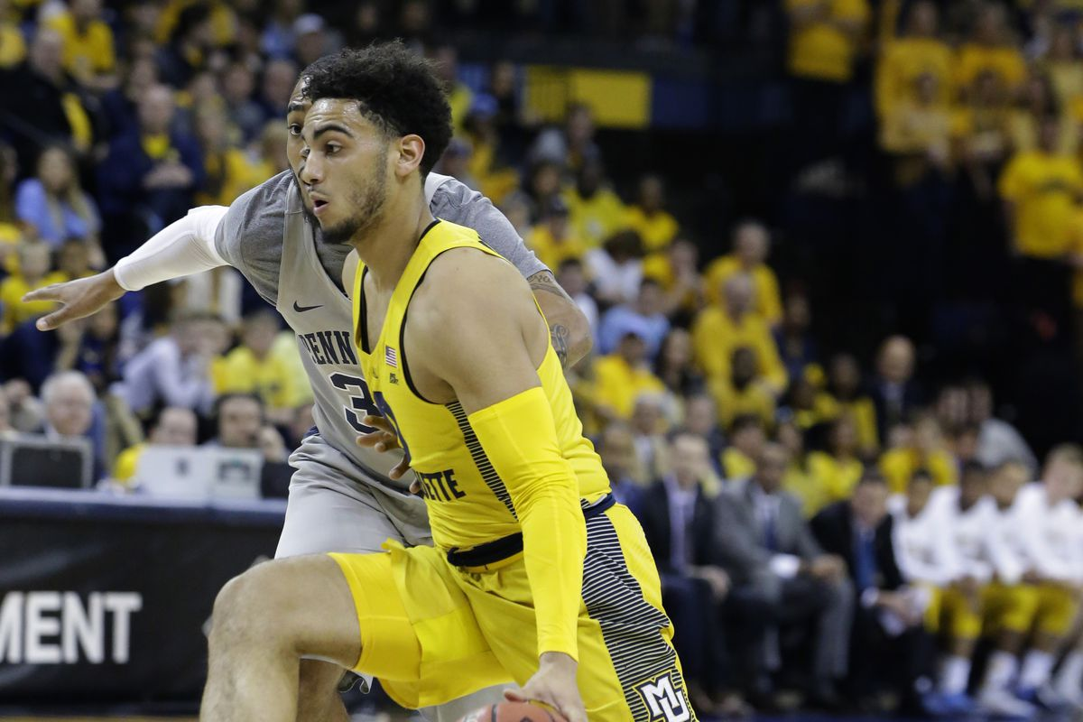 Sports: NIT-Marquette vs Penn State