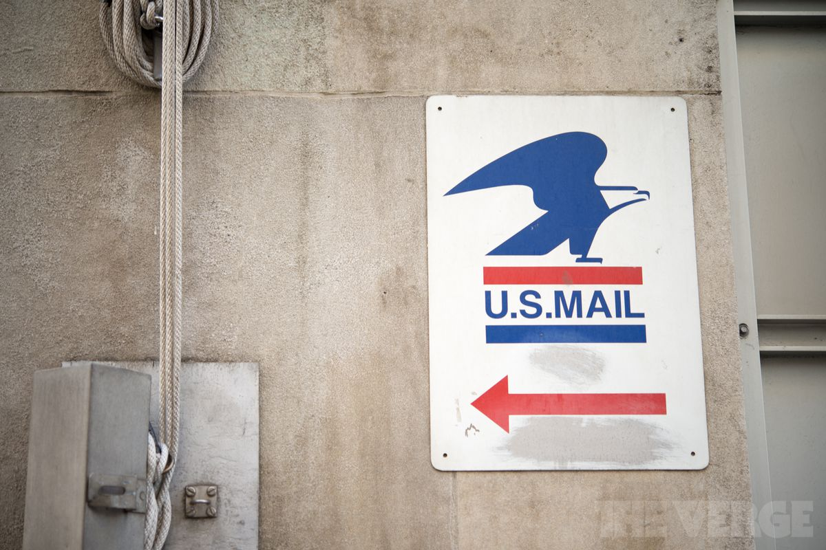 USPS Mail (STOCK)