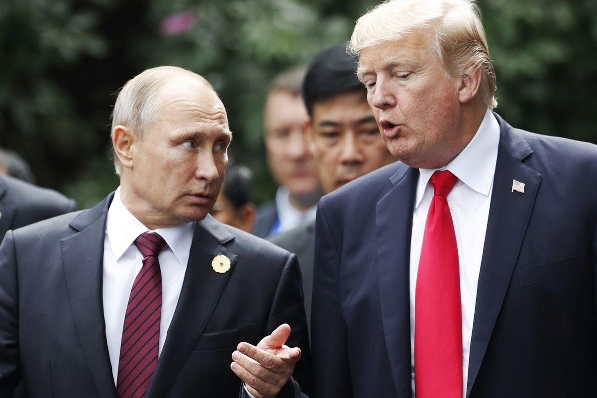 Trump's new sanctions against Russian oligarchs is going to make it harder to improve ties with Putin.
