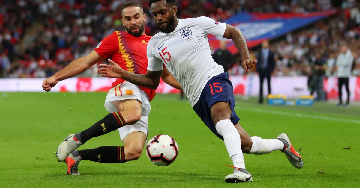Player Ratings Real Madrid 2: UEFA Nations League 2018—England 1