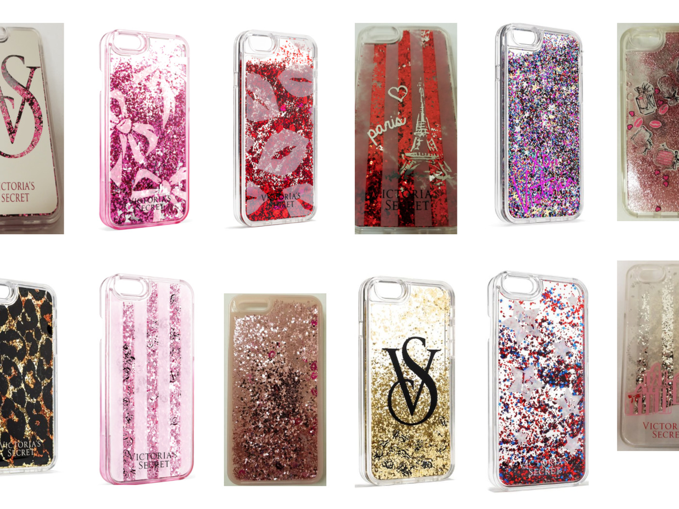 Victoria's Secret sold glittery iPhone cases that can cause ...