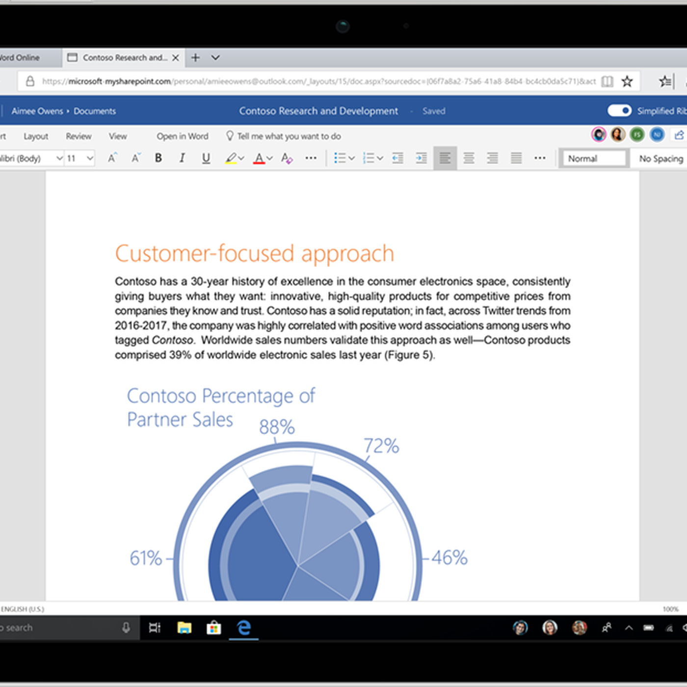Microsoft Office's new Fluent Design overhaul makes it