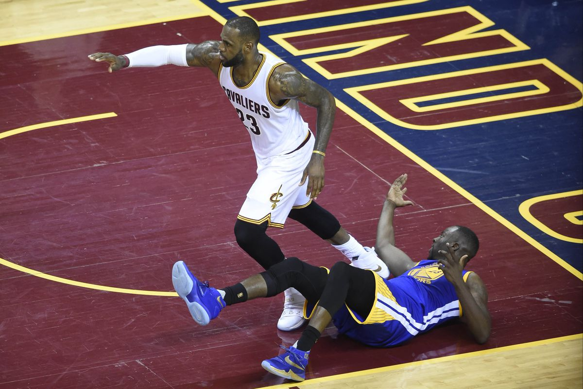 NBA Finals: Cavaliers vs. Warriors Game 7 TV info, radio and preview - Fear The Sword