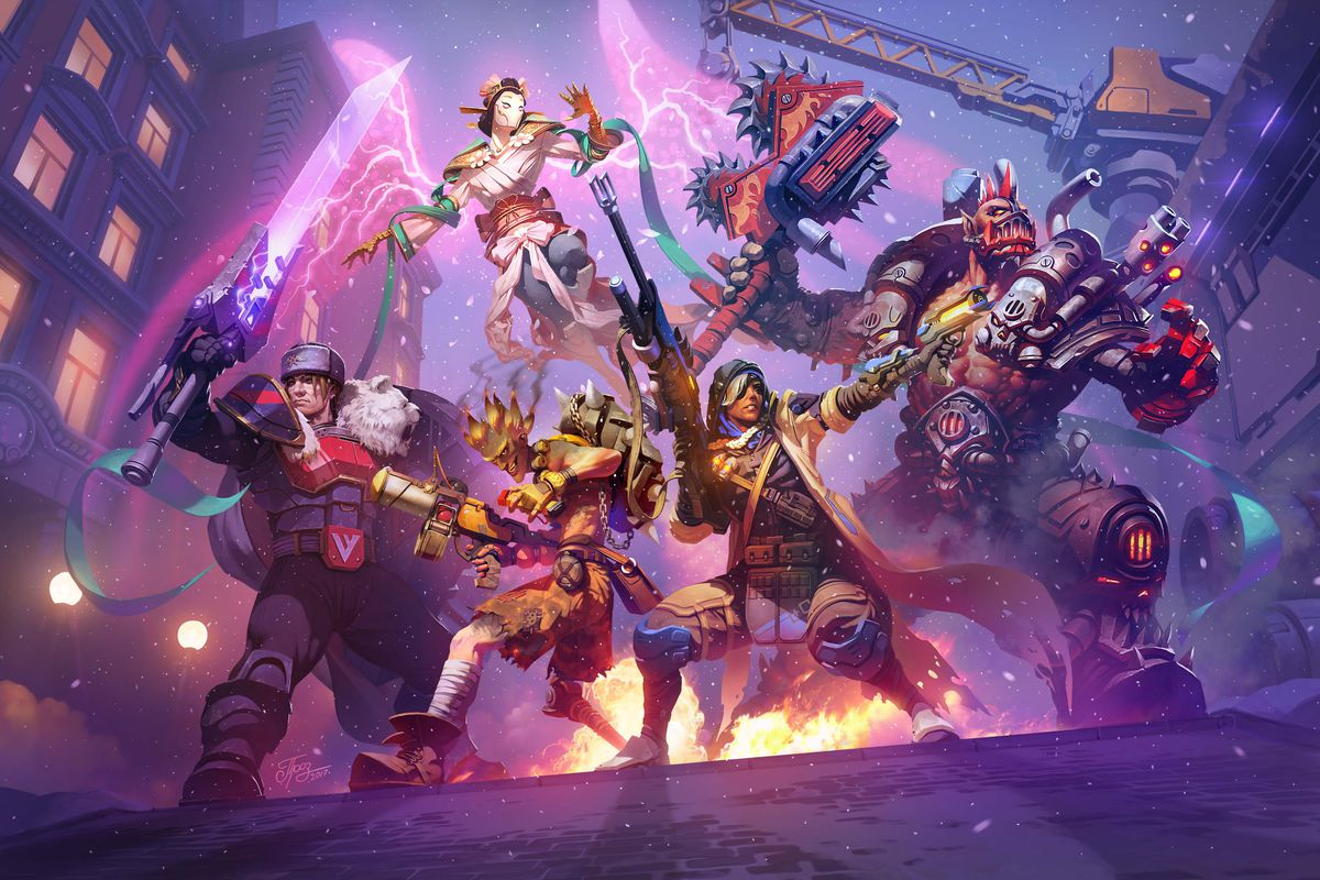 Heroes Of The Storm Gets Ana Junkrat And A Ton Of Sweet Skins Heroes Never Die A node module for hots (heroes of the storm) logs. heroes of the storm gets ana junkrat