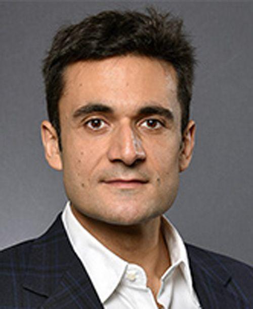 Dimitris Papanikola, finance professor at Northwestern University's Kellogg School of Management.