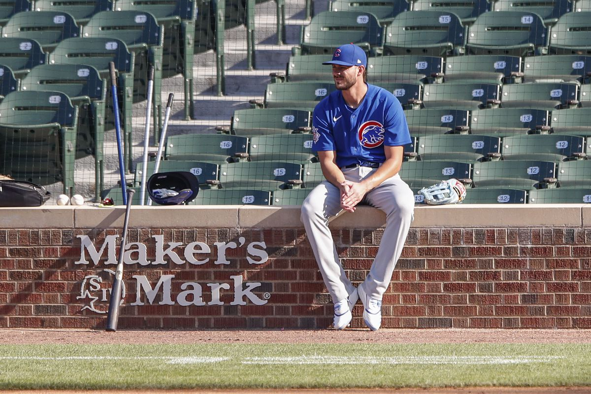 """""""Deep down, I didn't really have much concern,"""" Kris Bryant said of entering the MLB COVID-19 protocol. """"It just kind of caught me off guard, too. Just the whole process."""""""
