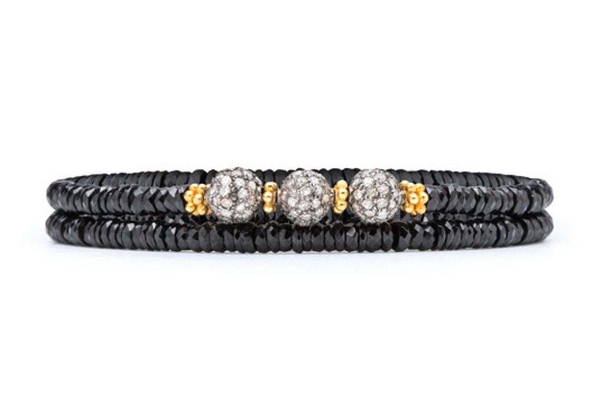 """""""Safe Bets"""" bracelet at <a href=""""http://chictochicaccessories.com/"""">Chic to Chic</a>"""
