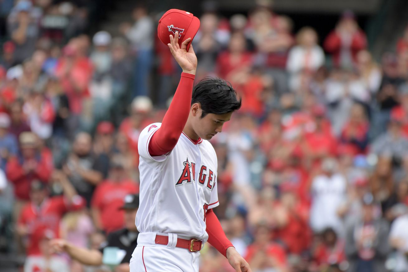 9dff44f797b Shohei Ohtani is so good he may he need his own award category ...