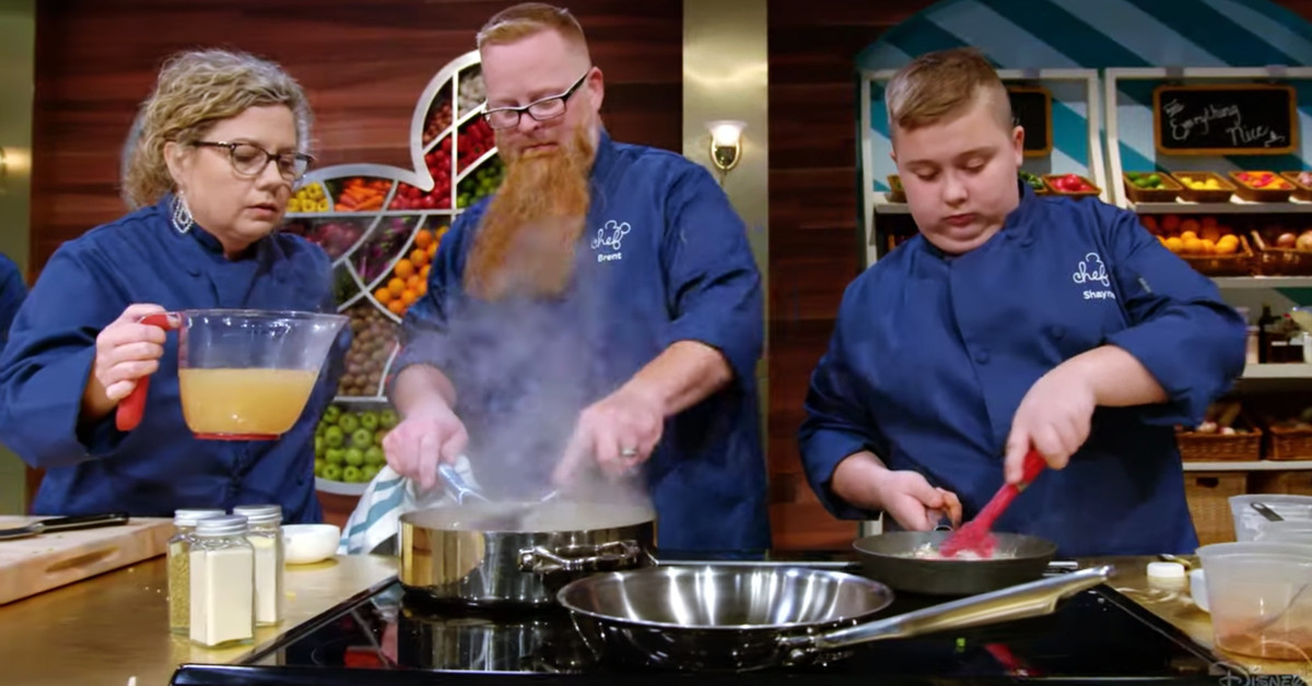 Watch the Trailer for 'Be Our Chef,' a Cooking Competition for the Disney-Obsessed
