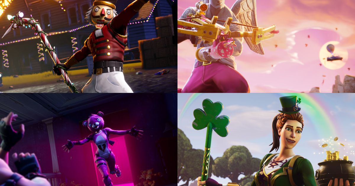Fortnite Battle Royale Lets You Change Your Character — for a Cost - Vox