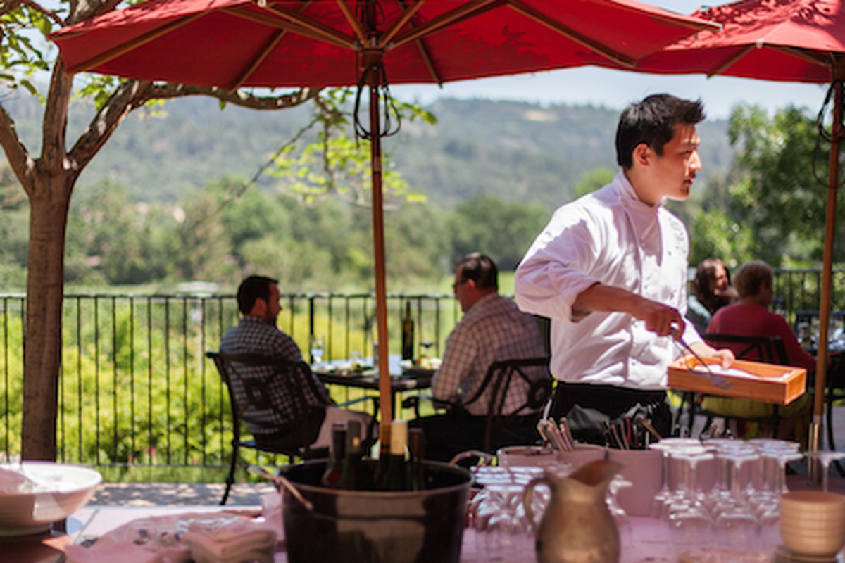 Wine Spectator Restaurant Greystone
