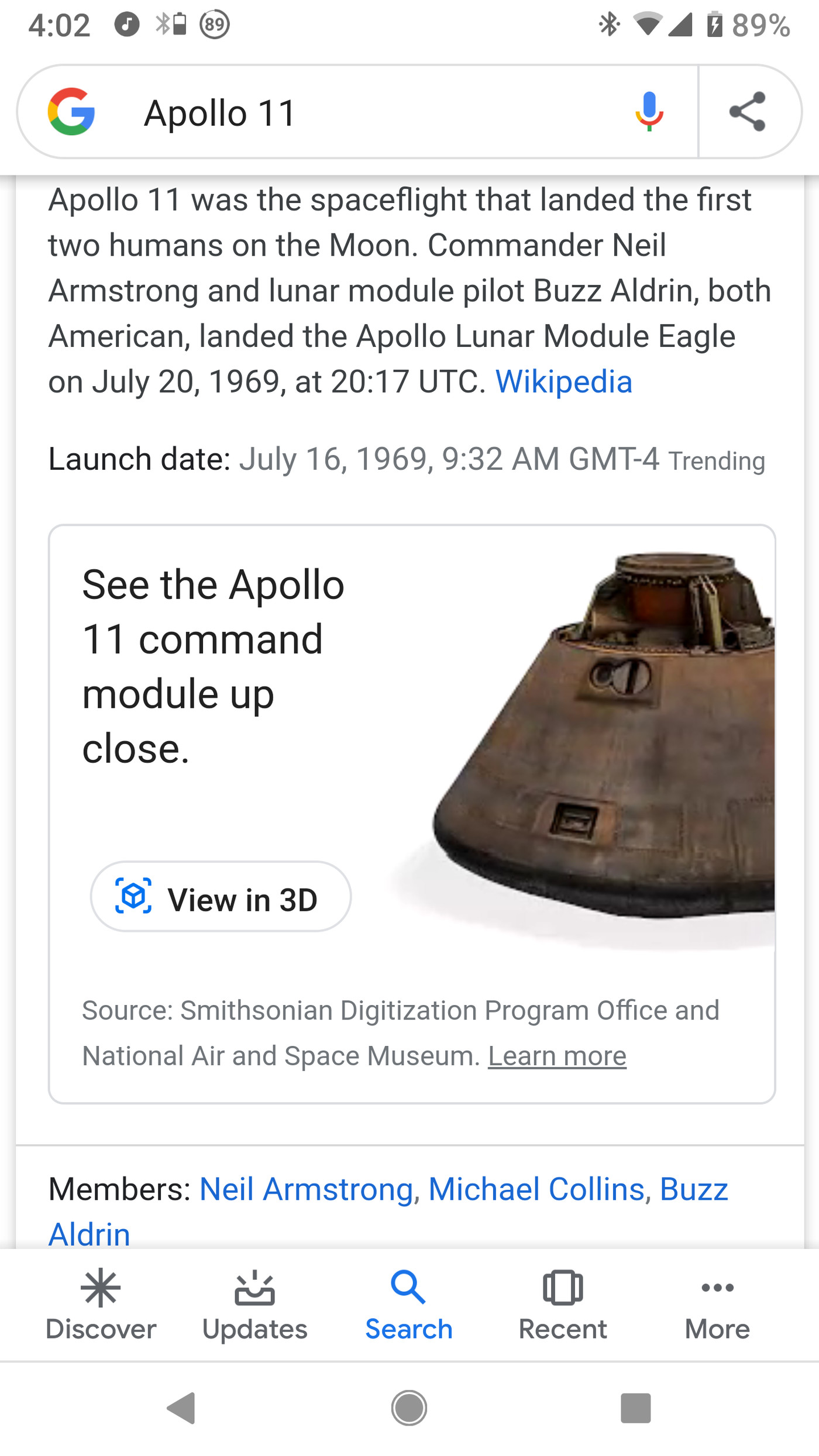 How to celebrate the 50th anniversary of the Apollo 11 Moon