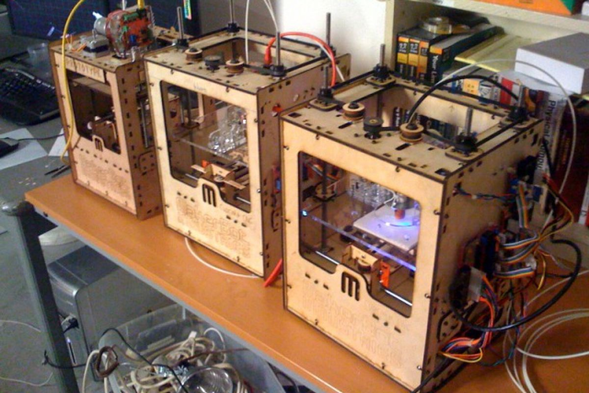 MakerBot (Wired)