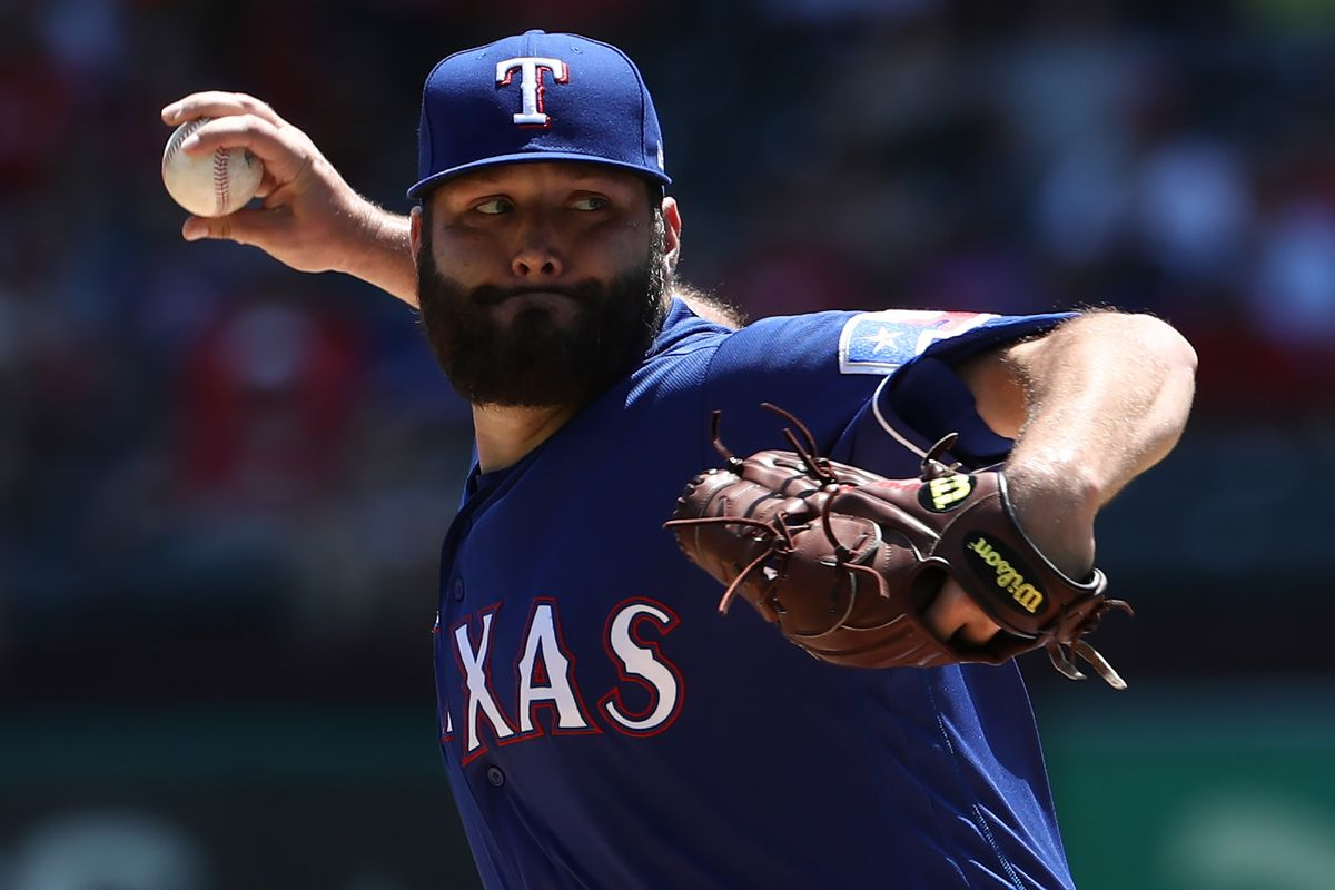 new concept 05ac6 df591 August 19 Texas Rangers News and Links - Lone Star Ball