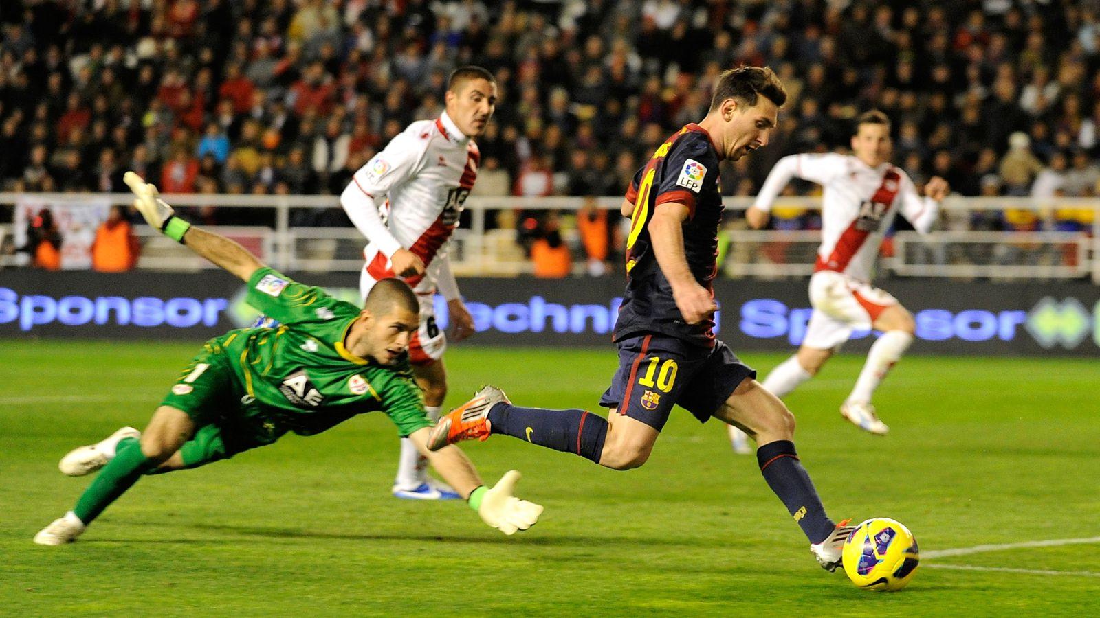 barcelona vs rayo vallecano full match