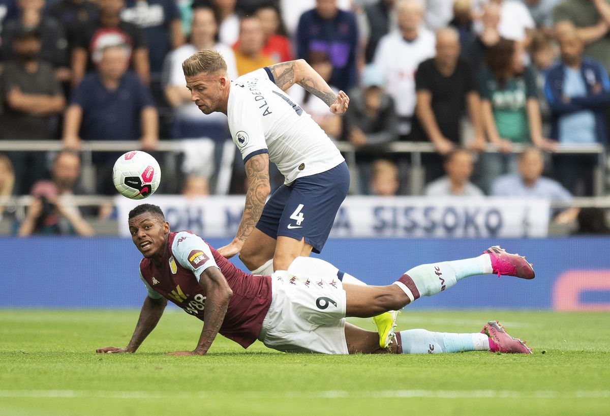 Tottenham Hotspur v Aston Villa - Premier League - Tottenham Hotspur Stadium