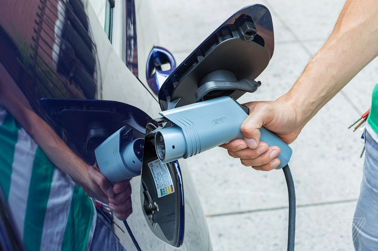 vw vows to build massive electric car charging network across us